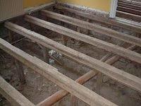 Ombygning af huset 30.04.2001