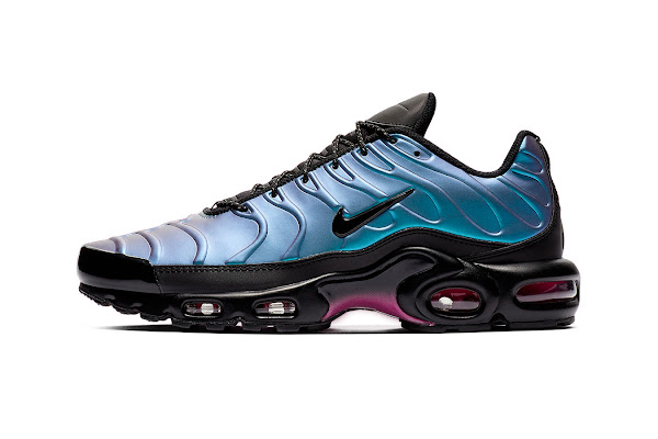 6f887c82e27588 Nike s Air Max Plus Is the Latest to Receive a