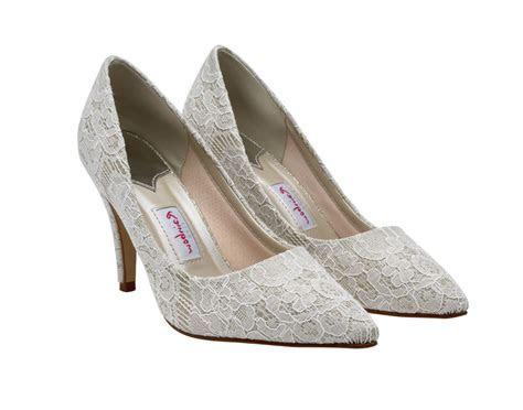 Rainbow Club   Giverney   Bridal Shoes UK   The Wedding
