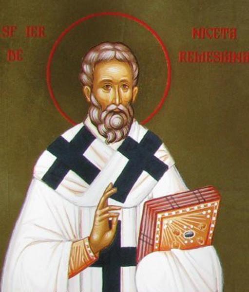 IMG ST.NICETAS, Bishop of Remesiana