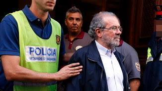 El president de la Diputació de Lleida, Joan Reñé, detingut pels Mossos (ACN)