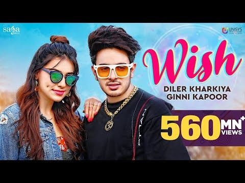 Wish Diler Kharkiya Ginni Kapoor Lyrics New Haryanvi Mp3 Song Download 2020