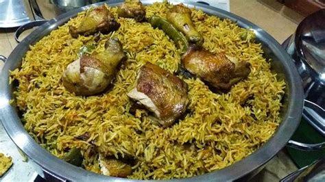 muhasabahtrading dot  blog resepi nasi arab kabsa