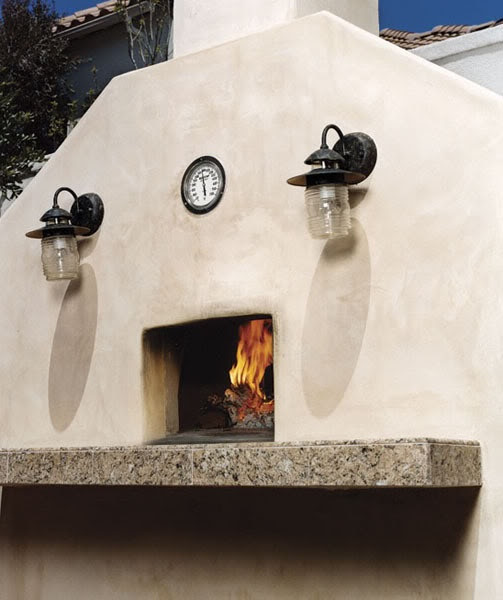 Outdoor Kitchen/Woodfired Pizza Oven - The BBQ BRETHREN FORUMS.