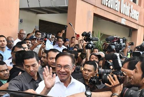 Sejarah Anwar yang gemilang....