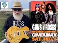 LAST CHANCE To WIN This Signed Guns N' Roses Guitar!