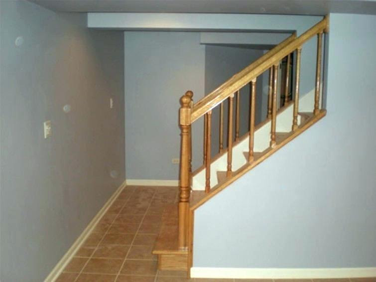 Interior Basement Stairs Railing Exquisite On Interior Pertaining To Refinish Stair Ideas 26 Basement Stairs Railing Exquisite On Interior Pertaining To Refinish Stair Ideas 26 Basement Stairs Railing Creative On Interior Pictures