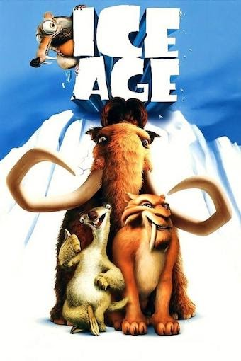 Ice Age 2002 Dual Audio Hindi 720p 480p BluRay 700mb And 270mb