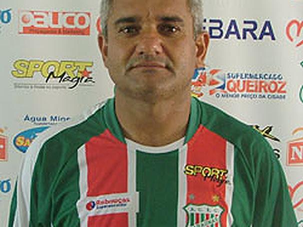 Resultado de imagem para Ex-jogador de futebol Cicero Ramalho