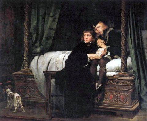 The Death Of The Sons Of King Edward In The Tower