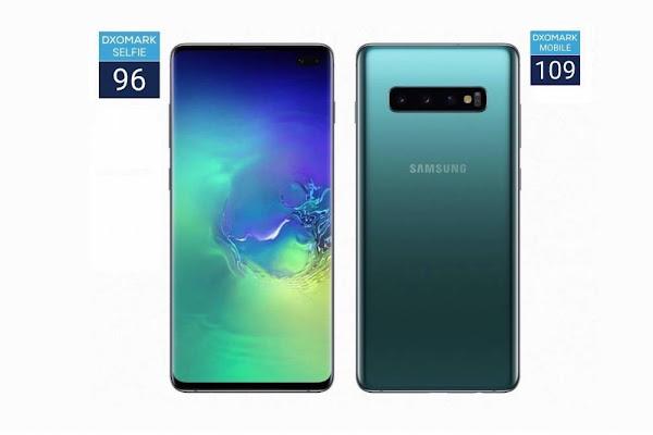 67075b74b Samsung Galaxy S10+ je nový kráľ selfie fotoaparátov
