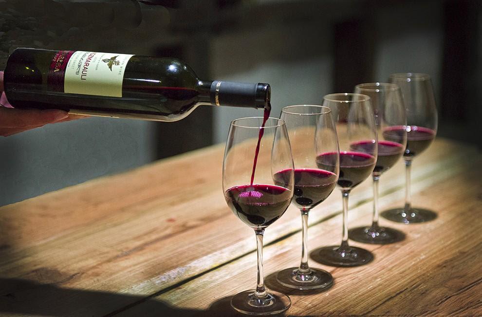 wine01 9 основных сортов грузинских вин