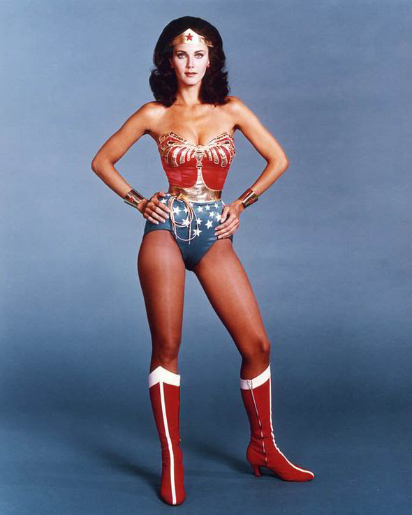 Image result for lynda carter's wonder woman