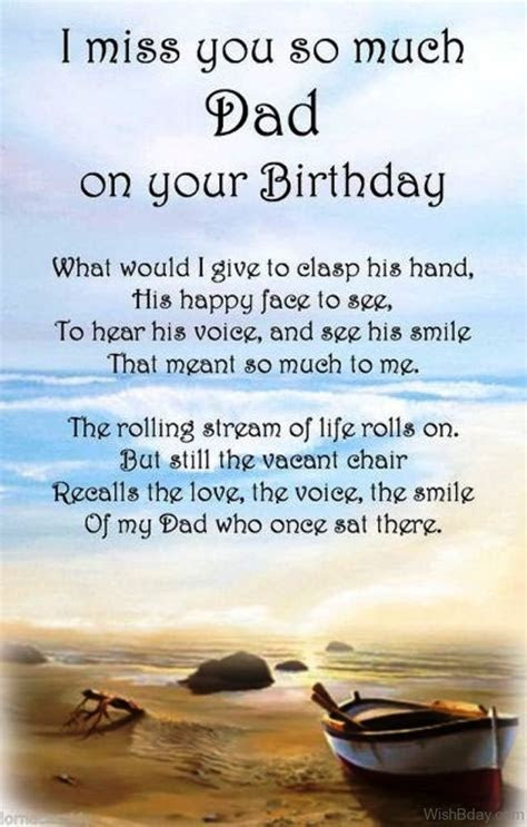 11 Birthday Wishes For Dad In Heaven