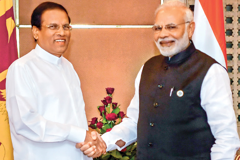 Indian PM praises President's reconciliation efforts