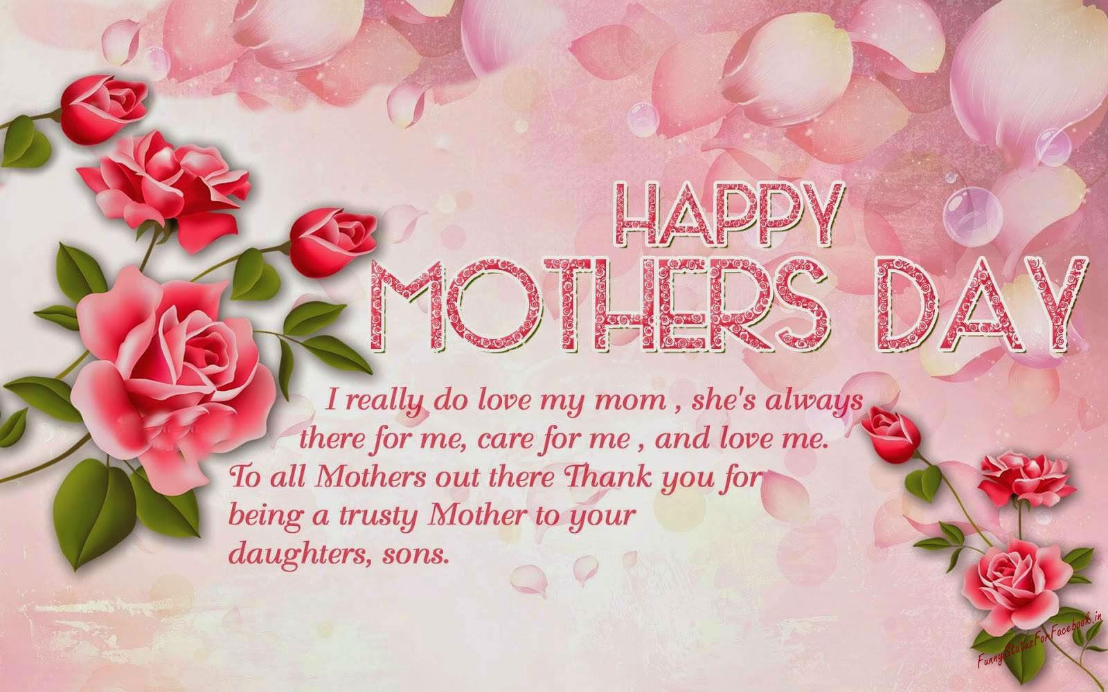 Happy Mothers Day Quotes For My Best Friend