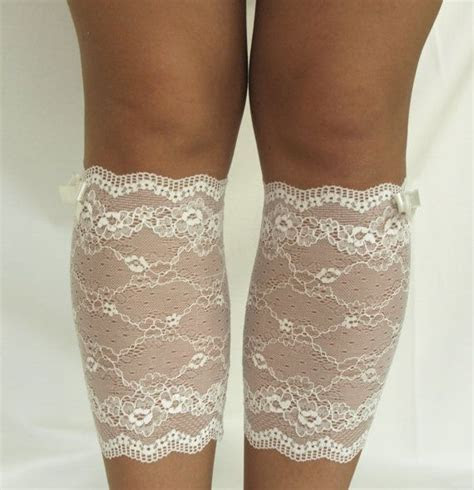 Lace Boot Cuff Socks, Pink lace with pink bow   boot