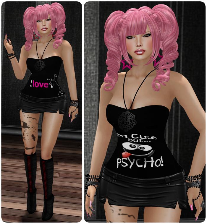 Crazy Pink 1