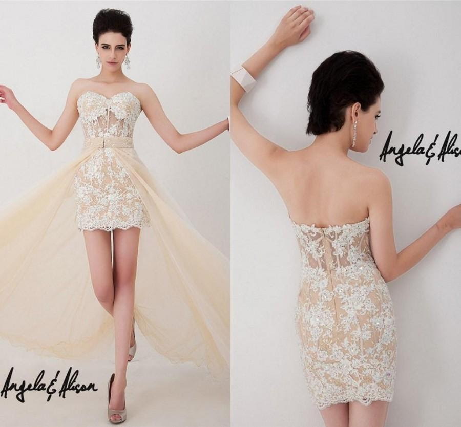 Short evening dress online