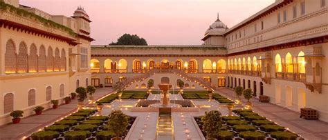 How much a destination wedding at Rambagh Palace, Jaipur