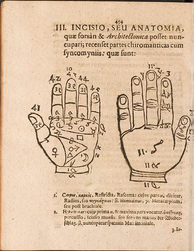 Thesaurus Chiromantiae d