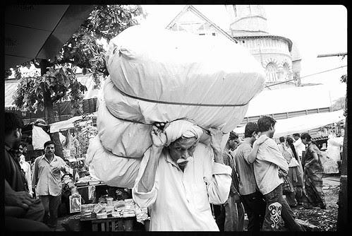 The Poor Migrant North Indian From Uttar Pradesh by firoze shakir photographerno1