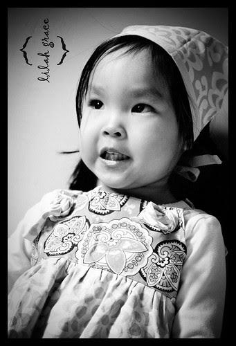 black & white beauty