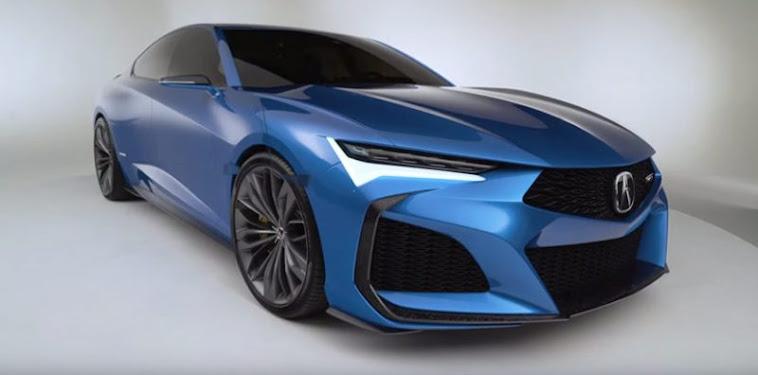 2019 Acura Tlx Type S