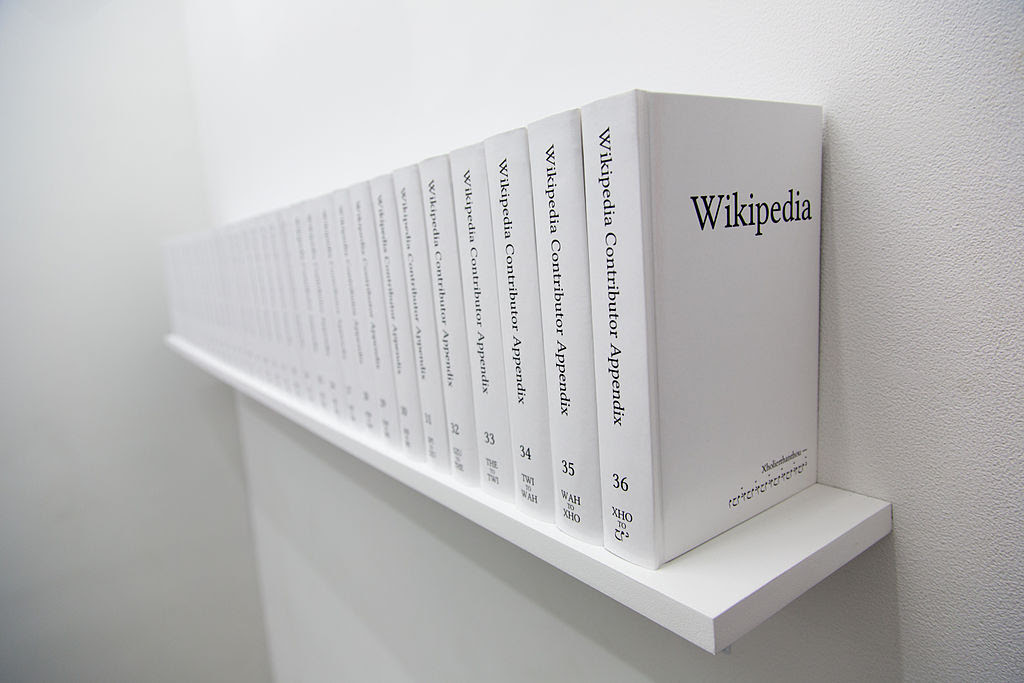 Wikipedia Available as a Printed Book