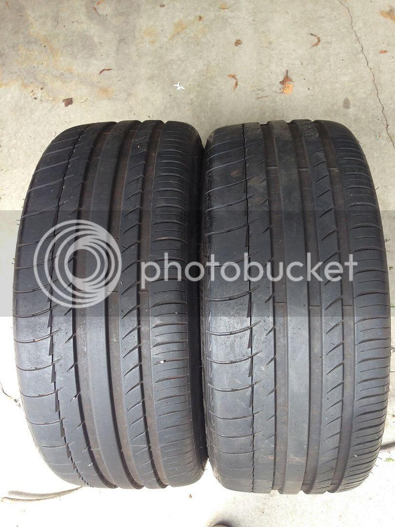 Michelin Pilot Sport Ps2   30 19 Near Full Tread 6speedonline