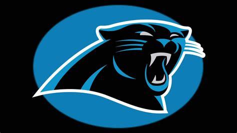 carolina panthers logo backgrounds