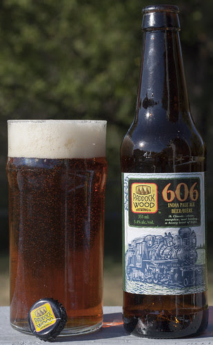 Review: Paddock Wood 606 India Pale Ale by Cody La Bière