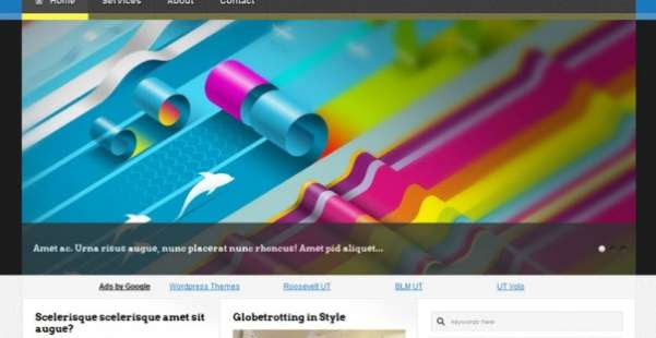 Kryptonation  Best WordPress Theme