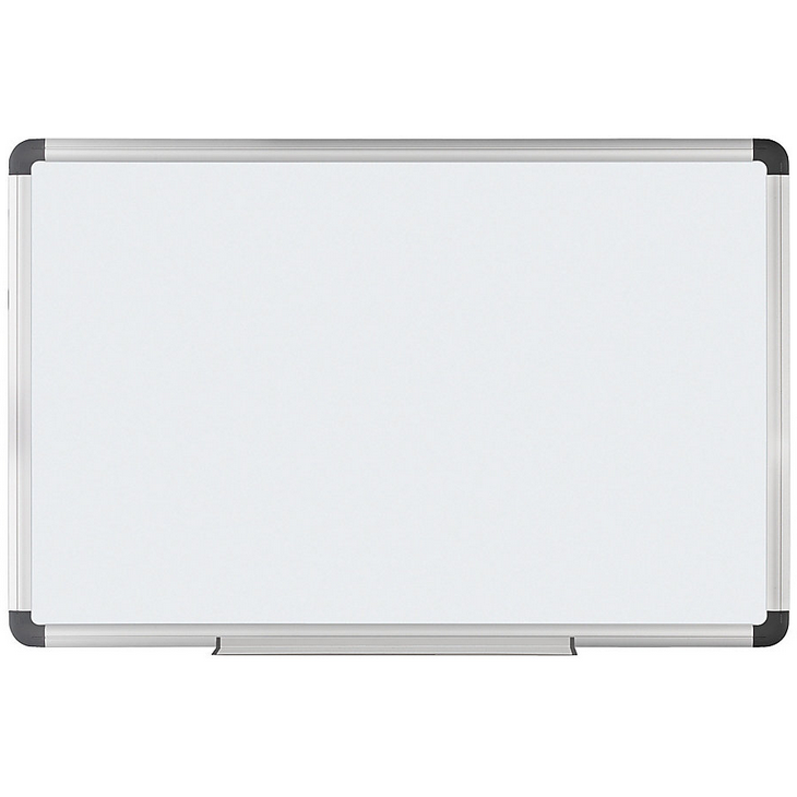 Foray Outlet Magnetic Dry Erase Boards With Aluminum Frame 36 X 48