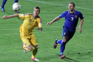 Эксперт считает, что Ярмоленко безобразно сыграл против Молдовы