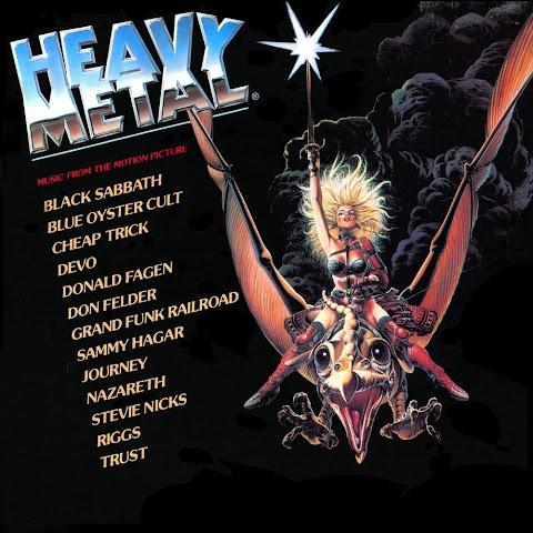 Don Felder Heavy Metal Takin A Ride Lyrics