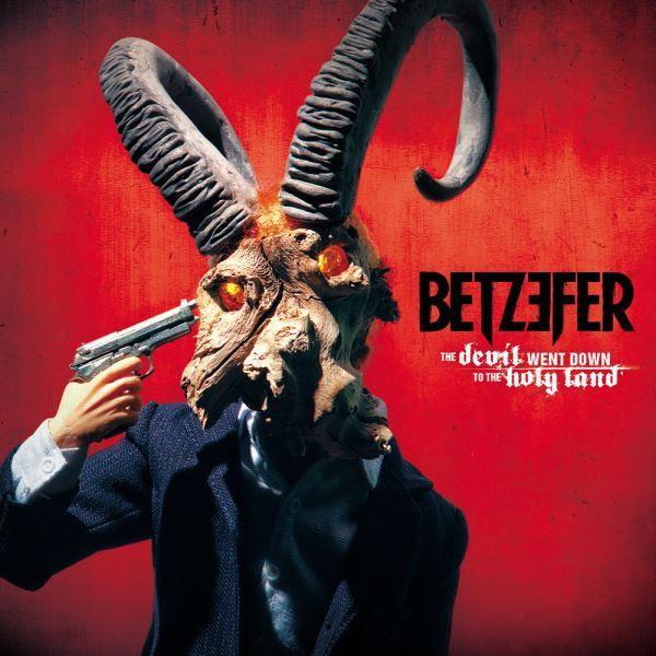Betzefer-TheDevil-CD