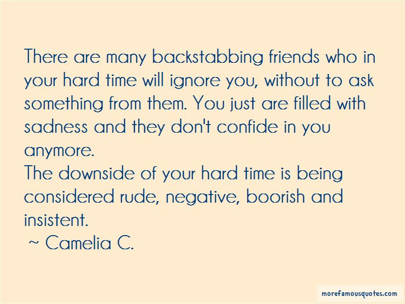 Quotes About Friends Backstabbing You Top 1 Friends Backstabbing
