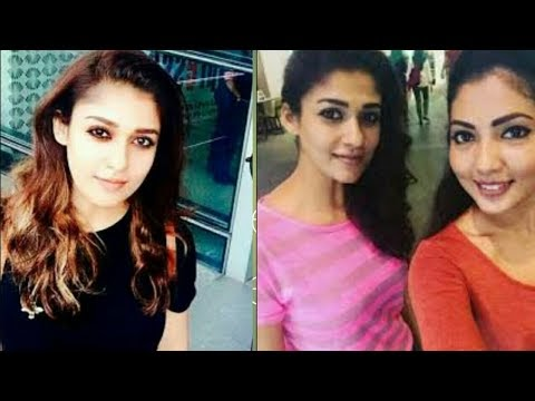 Actor Nayanthara Dubsmash Video in Tamil