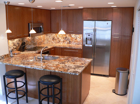 Custom Made Kitchens Kitchen Cabinets Miami, FL | Top ...
