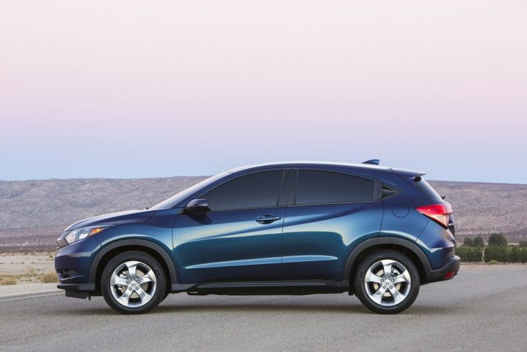 The 2017 Honda HRV has officially been priced at $19,365 for the base