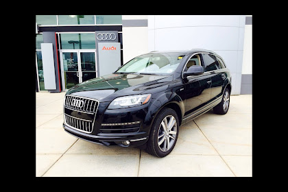 2015 Audi Q7 30 Tdi Premium Plus Review