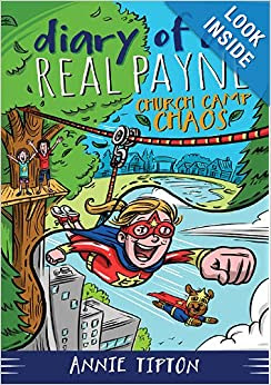 Diary of a Real Payne Book: Church Camp Chaos