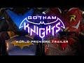 Bemutatkozott a Gotham Knights