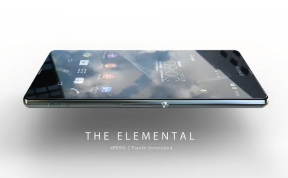 Sony Xperia Z4 leaked image