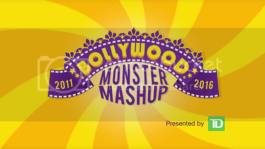 Bollywood Monster MashUp