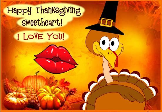 I Love You Happy Thanksgiving Pictures Photos And Images For