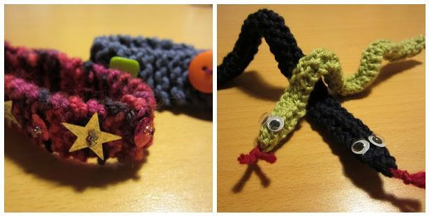 Spring term knitting club