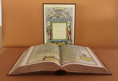Atlas de Abraham Ortelius