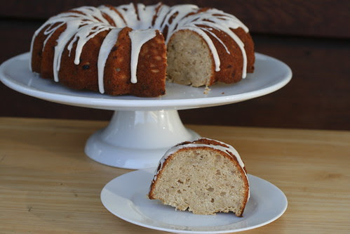 Food Librarian - Donna Hay Banana Cake